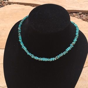 Jewelry - Southwest Turquoise chip choker